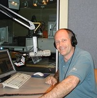 Richard Hagar on The Robin and Maynard Show, KQBZ,<br /><br /><br /><br /> The Buzz, FM 100.7